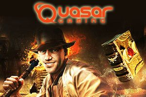 Book of Ra at Quasar Gaming Online Casino
